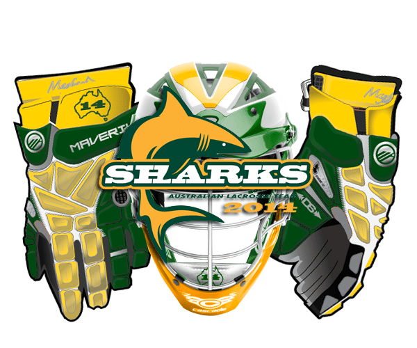 Team Australia Signs With Maverik And Cascade Lacrosse All Stars