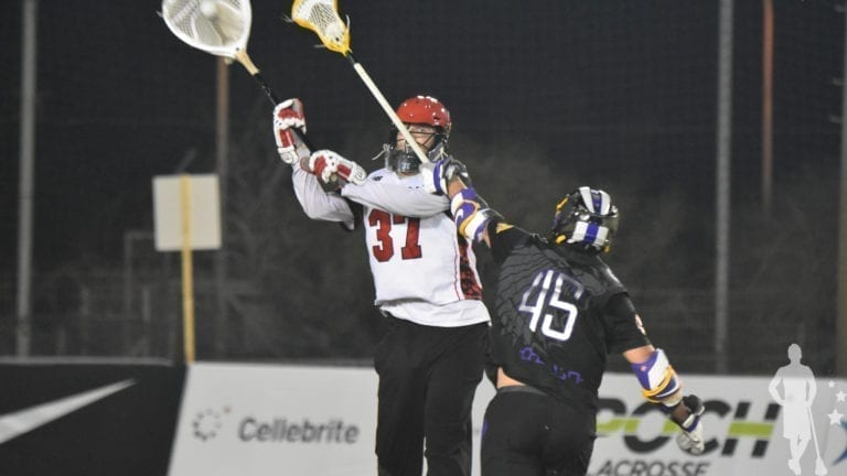 Iroquois Nationals Canada Ryan Conwell 2018 World Lacrosse Championship World Championship top photos blue group
