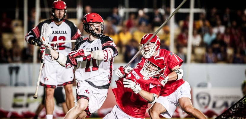 director of sports development canada england 2018 FIL World Lacrosse Championships top photos blue group