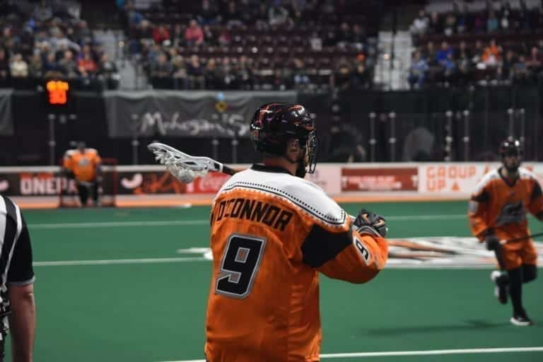 new england black wolves saskatchewan rush nll 2018