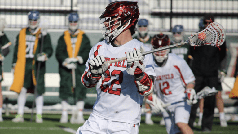 dylan beckwith fairfield lacrosse colonial athletic association