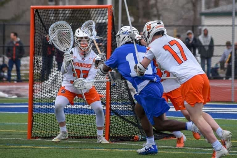 Syracuse OT Win Over No. 2 Duke inside lacrosse media poll is this poll serious