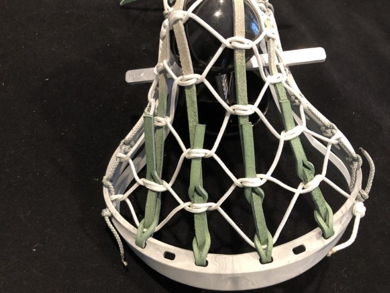 six diamond traditional pocket stringing the gopher project