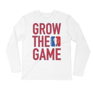 Classic Grow The Game Long Sleeve