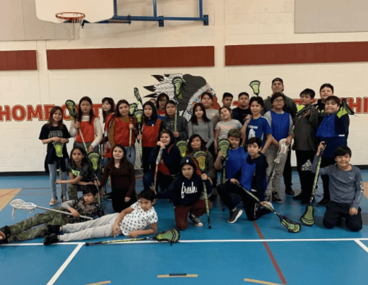 Jeff Shattler would love for the Shattler Lacrosse Academy to develop the next great First Nations talent through its Aboriginal Program.